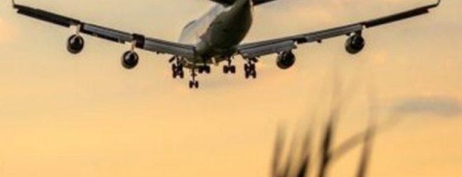 В Запорожье задерживаются авиарейсы