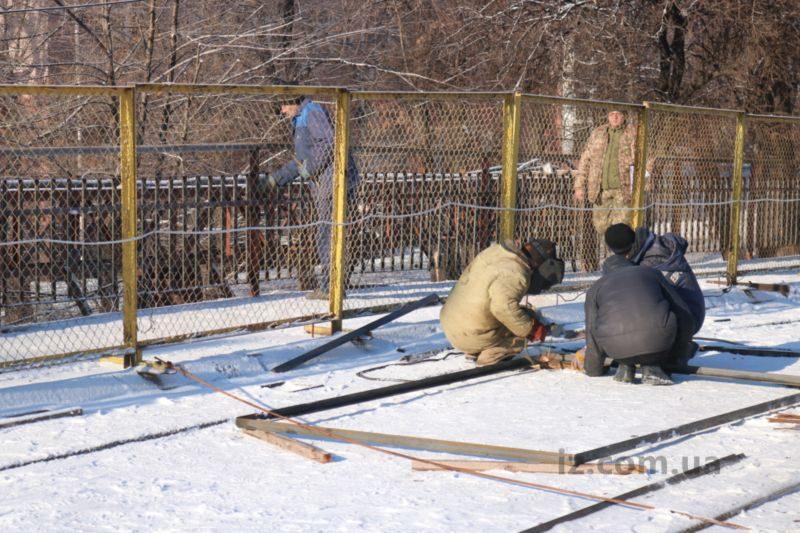 путепровод на Калибровой