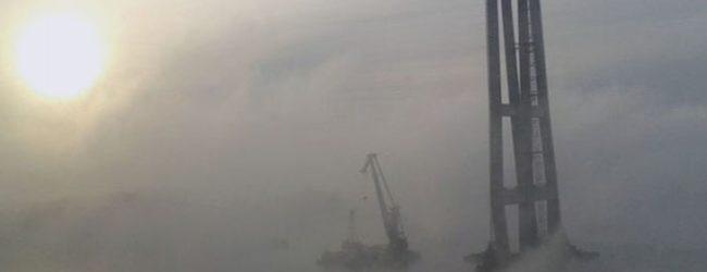 В Запорожье ожидается непогода: туман, мокрый снег и гололедица