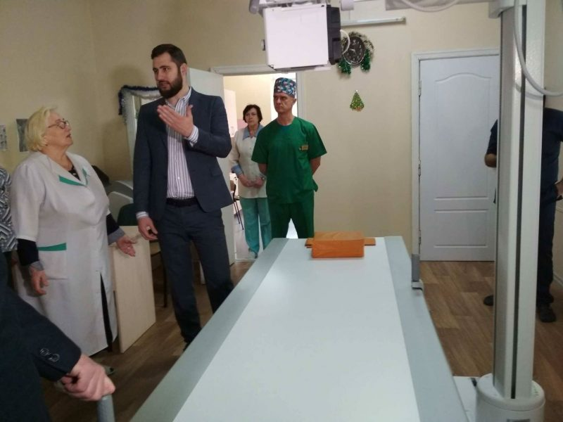 В Запорожье пациентов с мочекаменной болезнью будут лечить на уникальном оборудовании