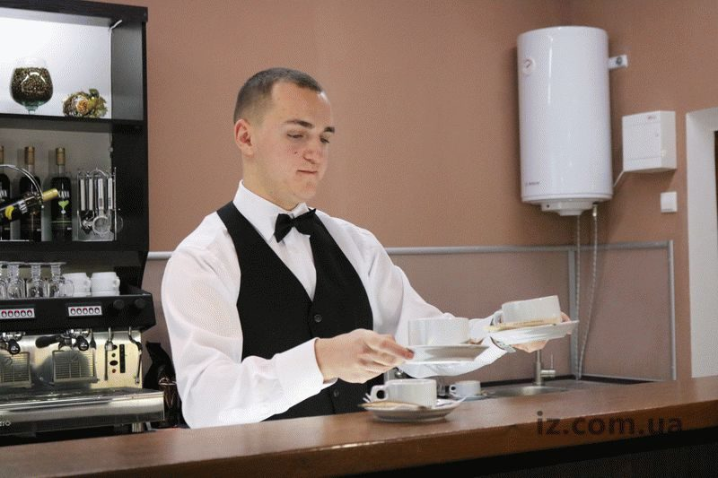 В Запорожье появилась современная учебная платформа для бариста и барменов