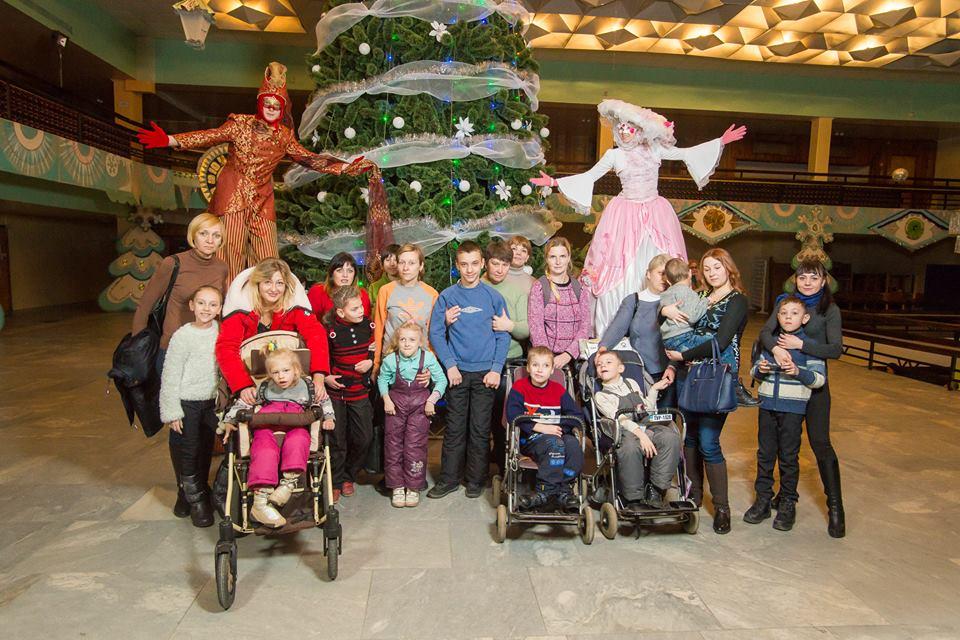 В Запорожье состоится благотворительный аукцион в помощь особым деткам (Фото)