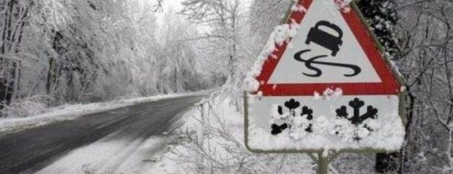 В Запорожье сохранится непогода: ожидается снег, гололедица