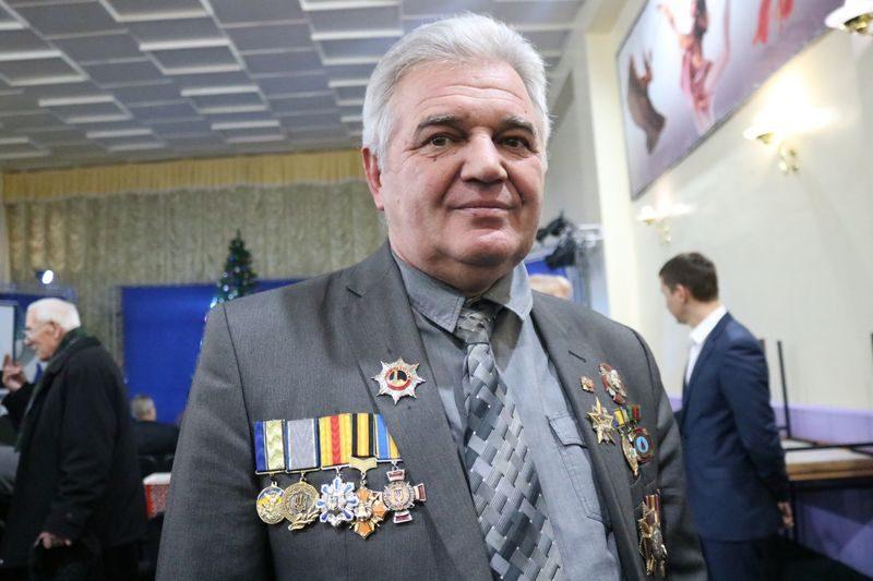 Александр Коваленко