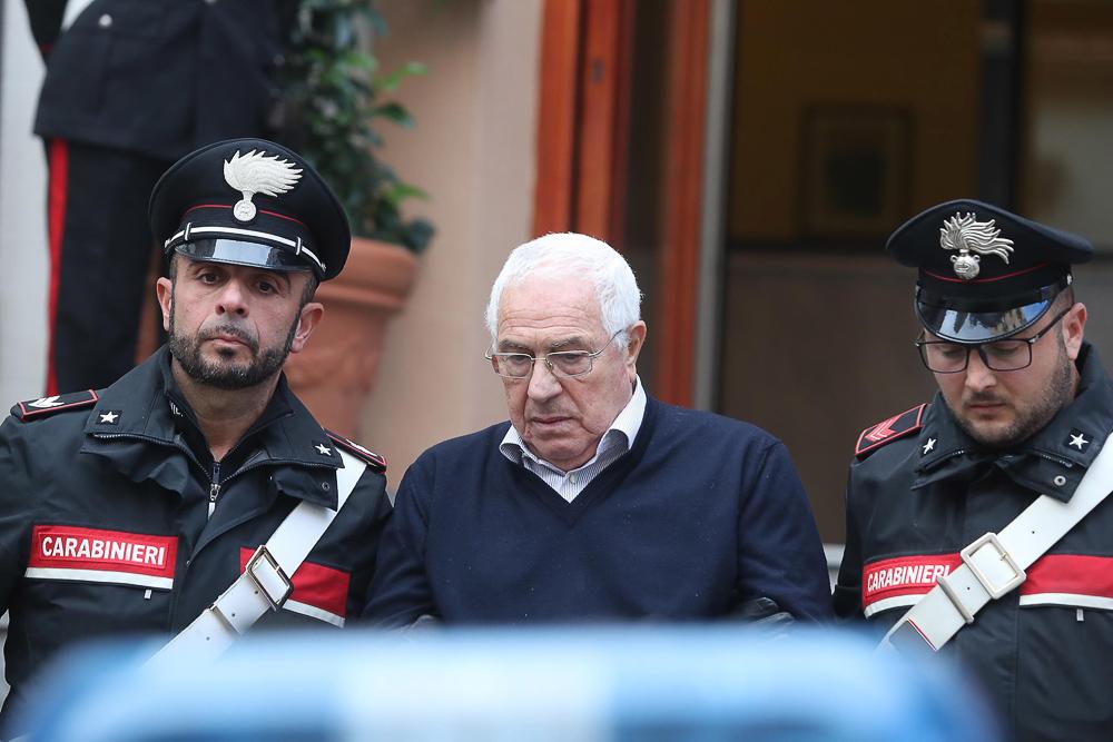 В Италии задержали нового главу сицилийской мафии