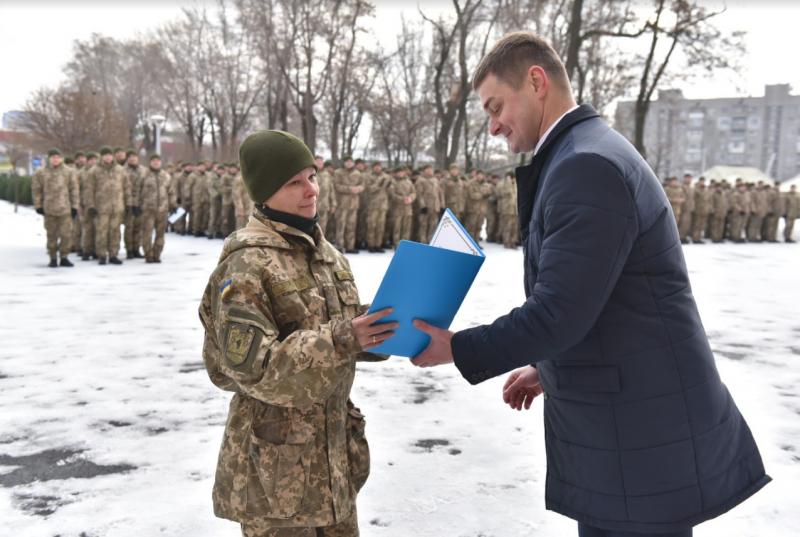 торжества по случаю Дня Вооруженных сил