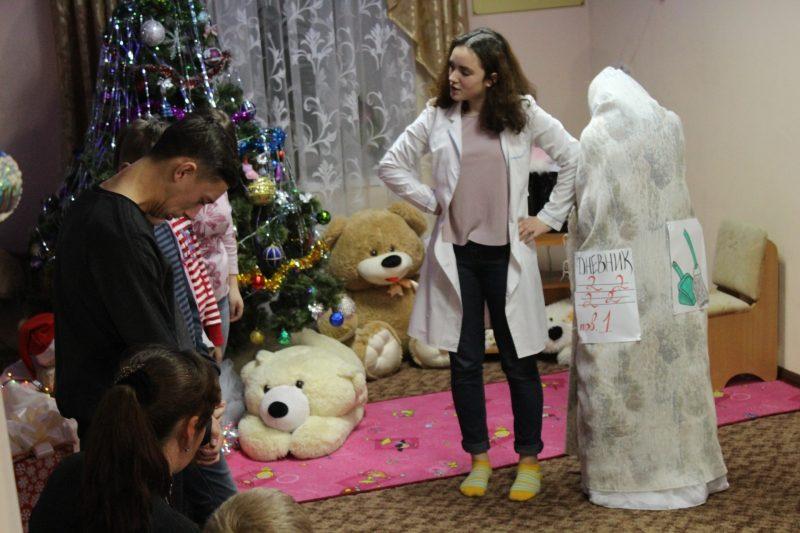 В необычном запорожском доме Новый год встречают тепло и по-семейному