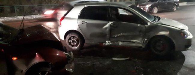 В полиции прокомментировали аварии на путепроводе в Мелитополе
