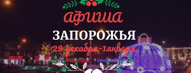 Где отдохнуть в Запорожье в новогодние праздники (АФИША)