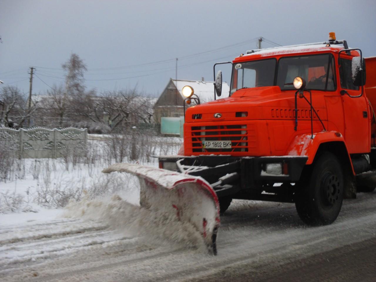 В службе автодорог каково состояние дорог в области