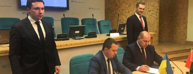 «Грейн-Трансшипмент» начнет возить грузы из Беларуси в Украину