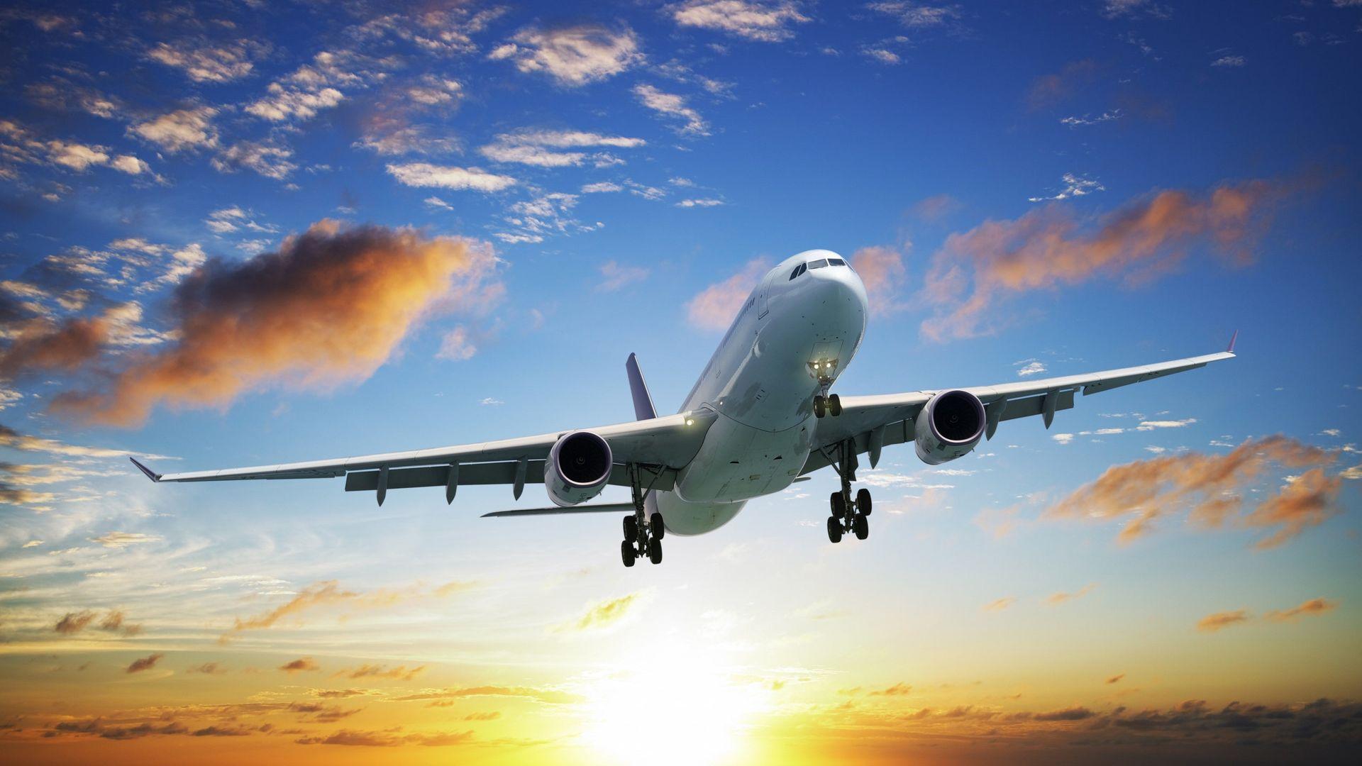 Запорожская авиакомпания удерживает позиции самой пунктуальной среди всеукраинских