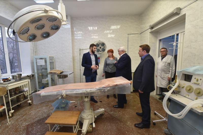 Запорожская больница, которая не видела ремонта больше 30 лет, преобразилась