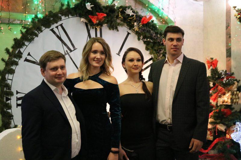 Запорожская молодежь вспомнила самые яркие события уходящего года