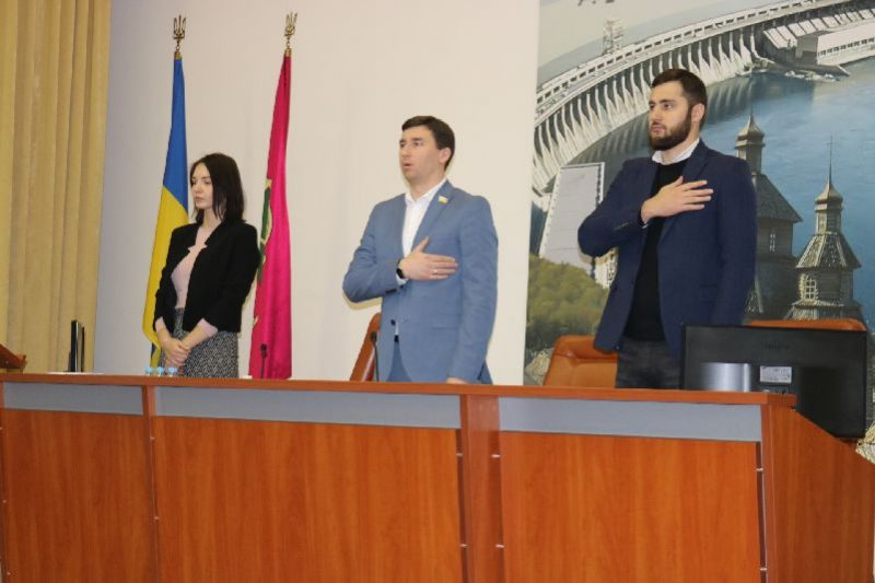 На заседании Городского молодежного совета
