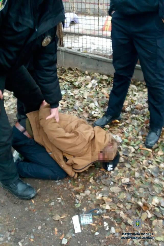запорожские полицейские