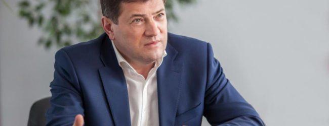 Запорожский мэр отчитается об итогах работы за 2018 год
