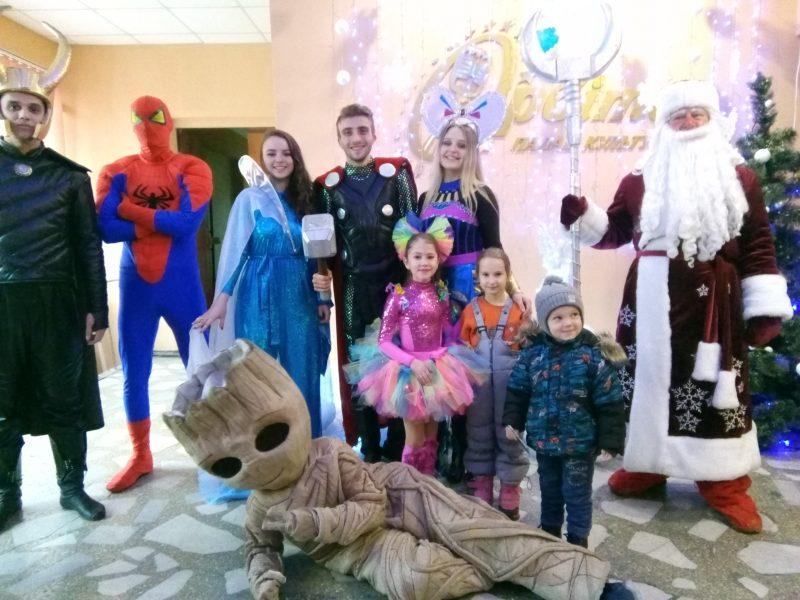 Запорожцы могут встретиться с героями Вселенной Marvel