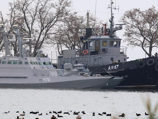 Захват украинских кораблей возле Керчи: катера пропали из порта