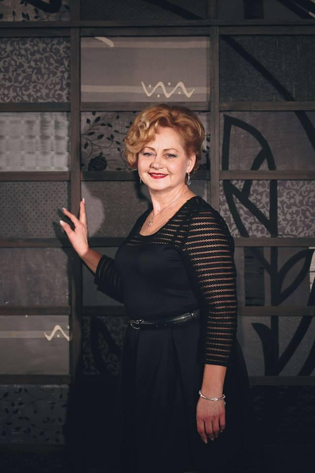 Валерия Лютинская