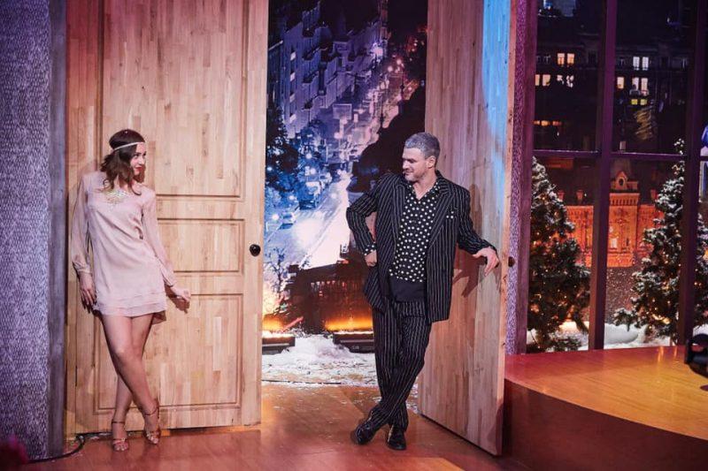 Известный запорожец снялся в новогоднем шоу ведущего телеканала страны