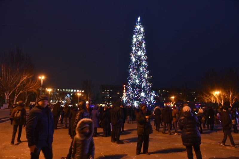 Фестивальная елка