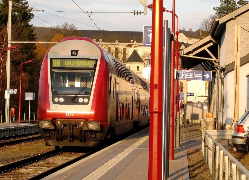 Люксембург станет первой в мире страной с бесплатным общественным транспортом
