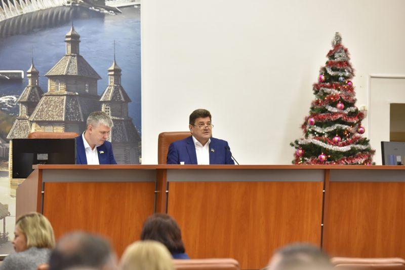 городской голова Владимир Буряк