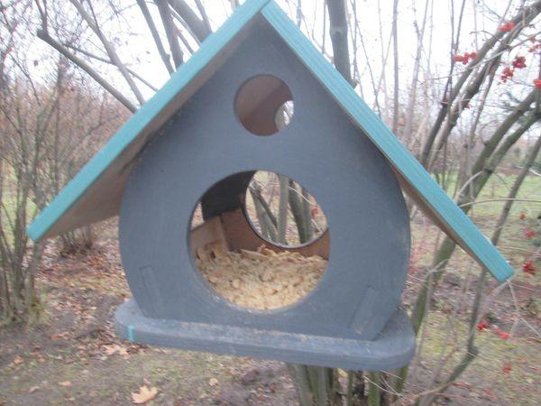 ДЖД домик для птиц