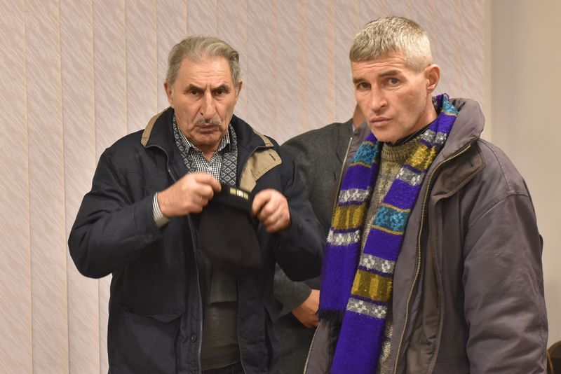 Собокарь Николай с родственником