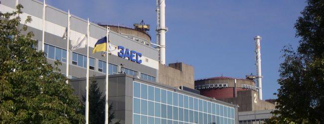 Президент Украины наградил сотрудника ЗАЭС ко дню энергетика