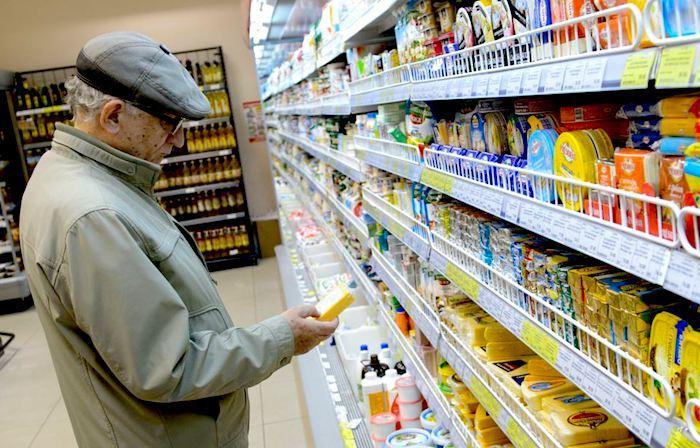 Продукты в Украине будут маркировать по–новому