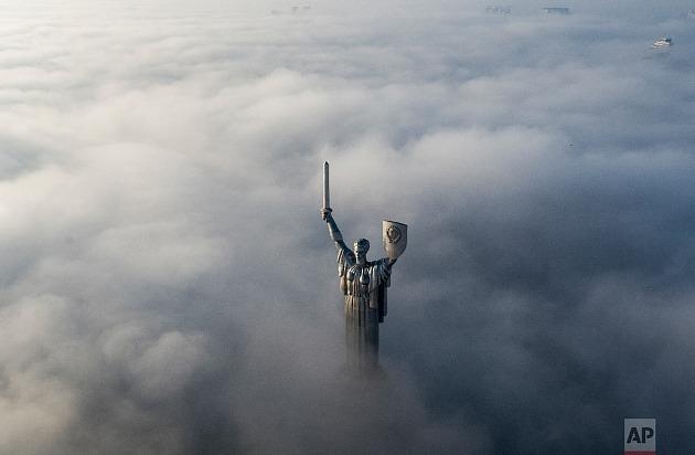Национальный музей истории Украины во Второй мировой войне. Мемориальный комплекс.