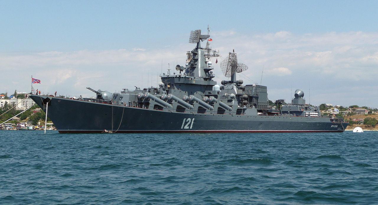 Россия перебросила в Севастополь ракетный корабль