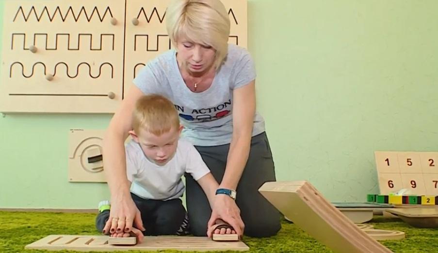 У Запоріжжі в одному з реабілітаційних відділень відкрилася нова кімната для дітей з інвалідністю