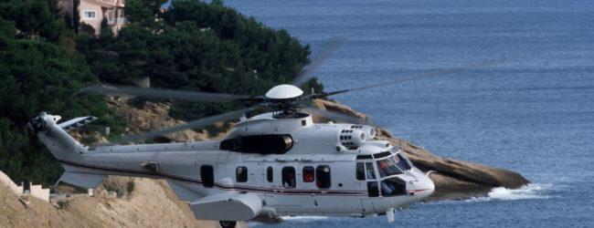Украина получила первую партию французских вертолётов для Нацгвардии и ГСЧС (ВИДЕО)