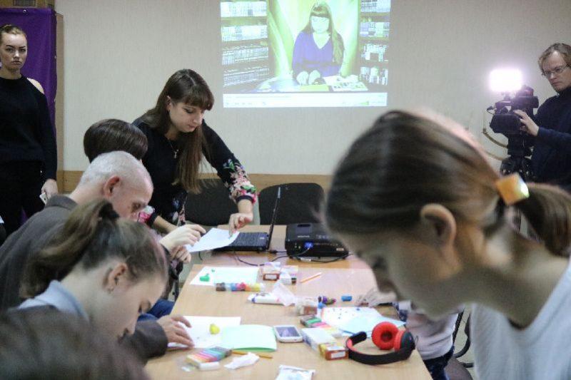 экспериментальный видеоурок для детей с инвалидностью