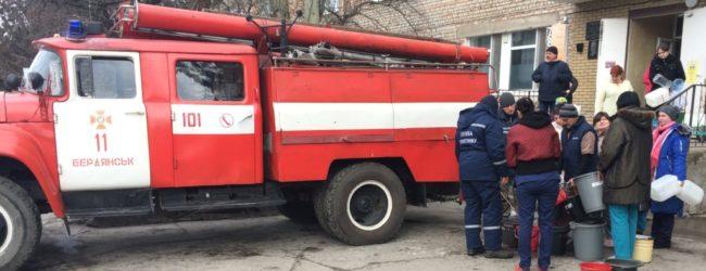 """В """"Бердянскводоканале"""" отчитались о ходе ликвидации ЧП на коллекторе"""
