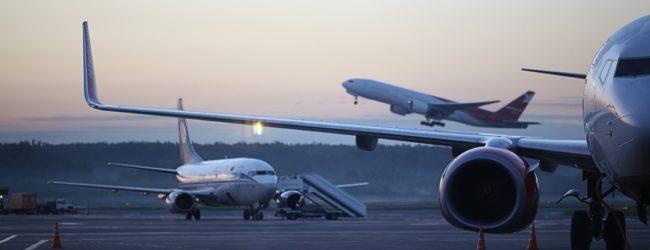 В Госавиаслужбе сообщили о состоянии взлетно-посадочной полосы запорожского аэропорта