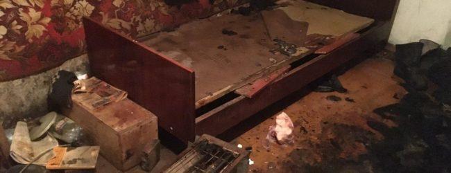 В Запорожской области мужчина погиб из-за загоревшегося электрообогревателя