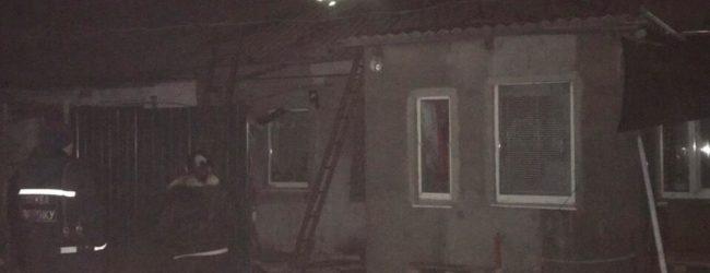 В Запорожской области пожилой мужчина оказался в огненной ловушке