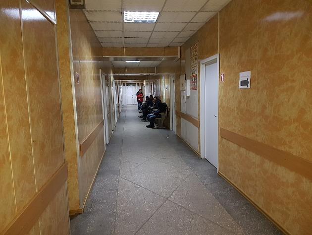 в Бердянске устроили стрельбу в больнице