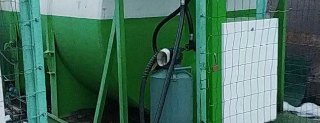 В Запорожье выявили две нелегальные АЗС по продаже дизтоплива