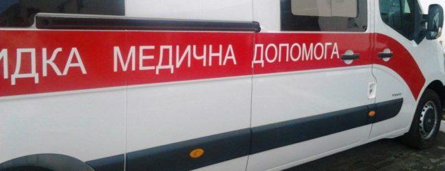 В Запорожье неизвестный пытался угнать автомобиль скорой помощи