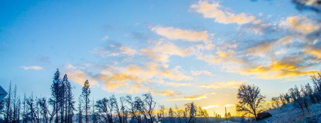 В Запорожье ожидается небольшое потепление и облачность