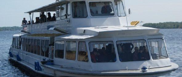 В мэрии утвердили режим работы речного транспорта в Запорожье