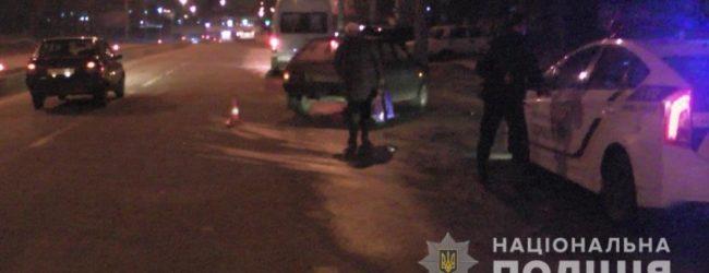 В центре Запорожья сбили пешехода: женщина скончалась в больнице