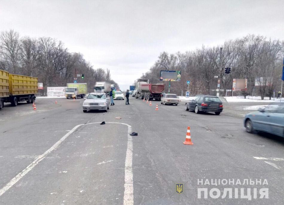 смертельное ДТП в Шевченковском районе