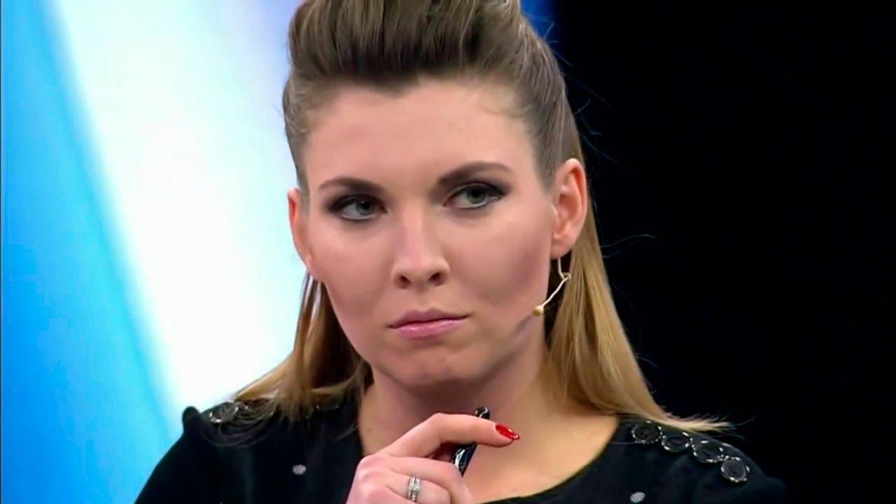 Скабеева объяснила журналистке из США слова о «фотографии Путина в кармане Трампа»