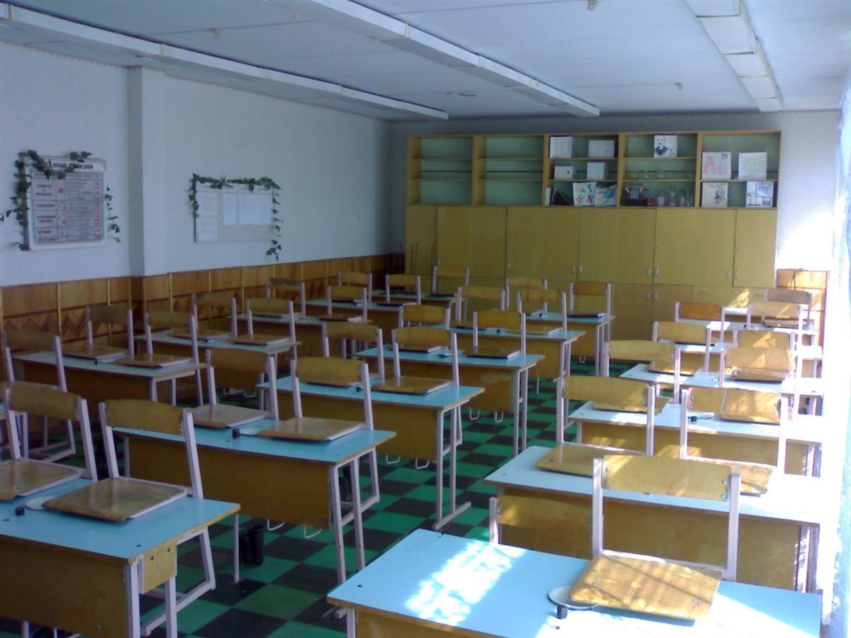 Бердянские школьники отправились на вынужденные